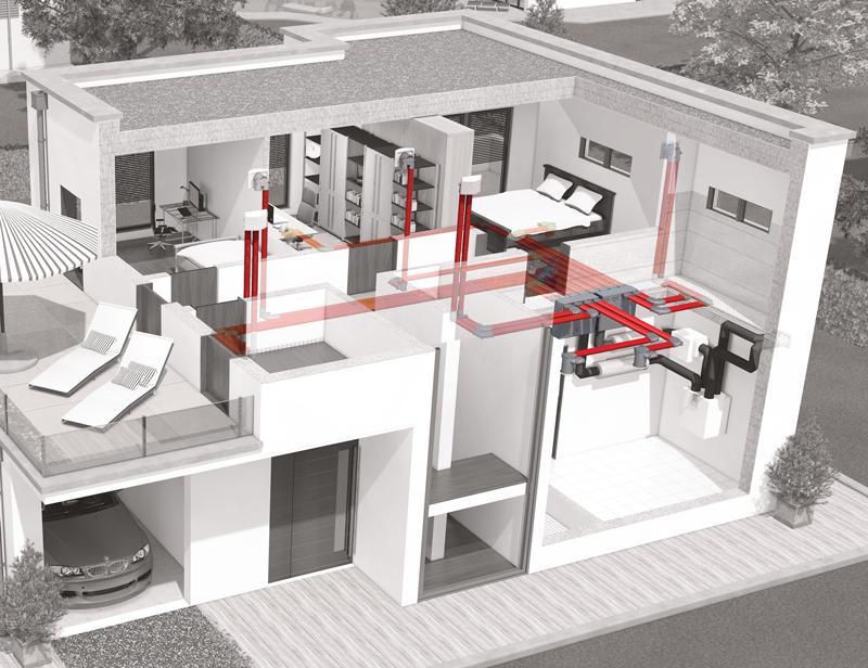 kontrollierte wohnrauml ftung sager deus energie und. Black Bedroom Furniture Sets. Home Design Ideas
